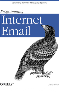 Link to the book Programming Internet Email